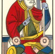 Le Pape - (C) http://letarot.com