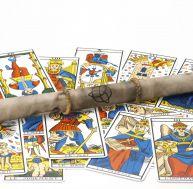 Tarot de Marseille - Le Mat