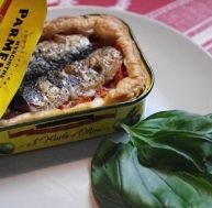 Recette de la tartelette à la sardine
