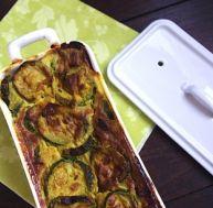 Recette de la terrine de courgette au curry