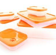 Conserver ses aliments dans des Tupperware