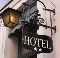 L'hôtel reste le type d'hébergement le plus courant