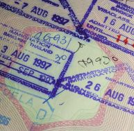 Partir à l'étranger avec ou sans visa