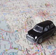 Facilitez-vous les choses en traçant votre itinéraire sur une carte