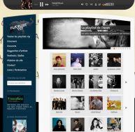 Site réalise avec Wordpress