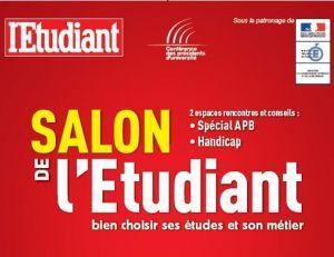 Salon de l 39 tudiant toutes les pistes pour votre for Porte ouverte salon de l etudiant