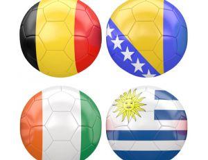 Coupe du monde de football : 4 équipes à suivre