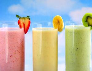 8 recettes de smoothies pour l'été