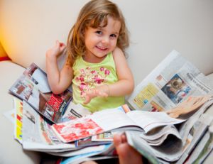 Choisir un abonnement presse pour enfant