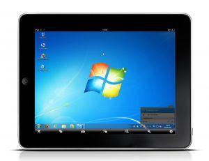 Accéder à son ordinateur depuis son iPad © TeamViewer