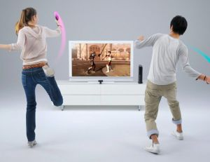 PlayStation Move - Sony ©