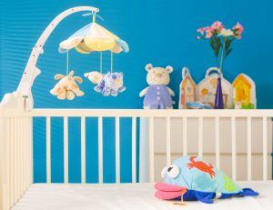 Accessoires pour une chambre de bébé