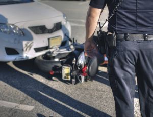 Procédure accident moto