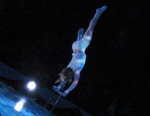 Initiation à l'acrobatie