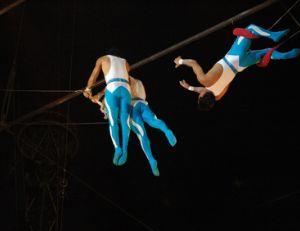 S'initier aux acrobaties aériennes de cirque ?