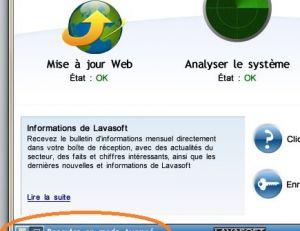 Le logiciel Ad-Aware