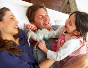 Adoption d'un enfant en couple
