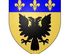 Blason de la ville de L'Aigle en Normandie
