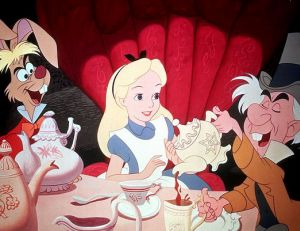 Alice au Pays des Merveilles - © Walt Disney Productions