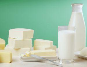 Une alimentation saine avec les produits laitiers