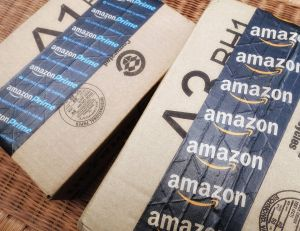 Amazon lance un service de livraison de courses en France : Amazon Pantry / iStock.com - NoDerog