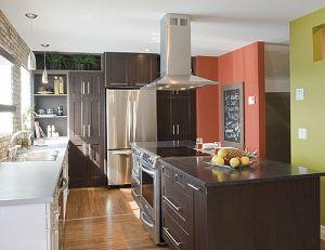 Modifier l'aménagement d'une cuisine ancienne © rona.ca