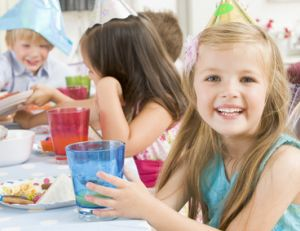 Anniversaire de rêve pour les enfants