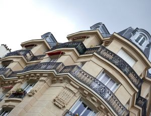 Les loyers des appartements ont reculé de 1,3 % à Paris