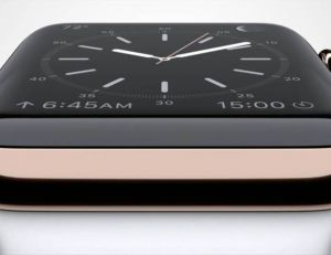 Apple Watch - copyright Apple
