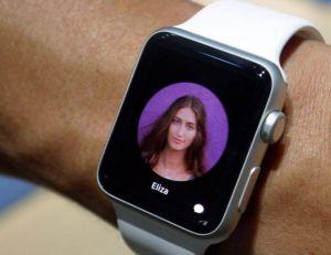 Quid d'une Apple Watch 2 intégrant une caméra FaceTime ?