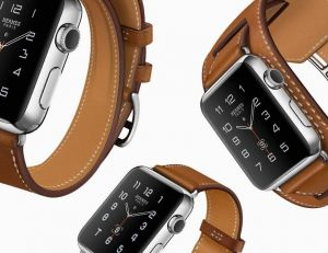 Aperçu de l'Apple Watch à la sauce Hermes