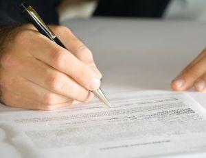 Assurances : résiliation d'un contrat