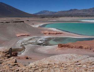 Laguna verde - parc nevado Tres Cruces (région Atacama) © Chili Excepción