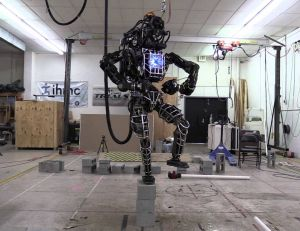 Aperçu du robot de Google conçu par Boston Dynamics - copyright Google / Boston Dynamics