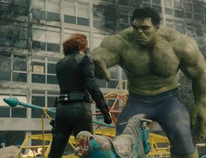 Avengers : l'ère d'Ultron - copyright Marvel 2015