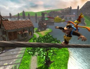 Banjo & Kazooie, Nuts & Bolts - © Microsoft