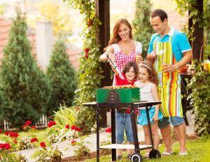 Certaines règles doivent être prises en compte avant d'installer un barbecue - iStockPhoto