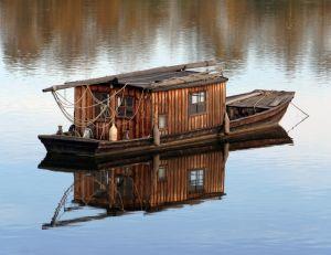 Embarcation traditionnelle de Loire