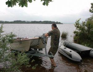 Le bateau donne plus de liberté au pêcheur