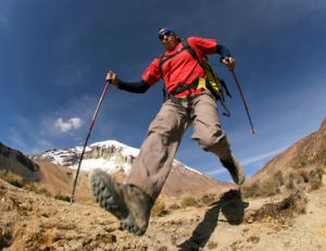 Bâtons de randonnée : sont-il vraiment utiles ?
