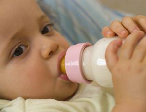Lait de suite et lait de croissance
