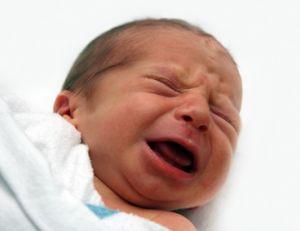 Les troubles digestifs de bébé