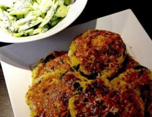 Beignets pakoras de légumes aux oignons