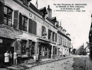 Le pâté d'alouette est une spécialité de Pithiviers