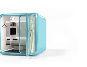 Aperçu de la box imaginée dans le cadre d'un incubateur de l'Université de l'Utah - copyrightMehrdad Yazdani