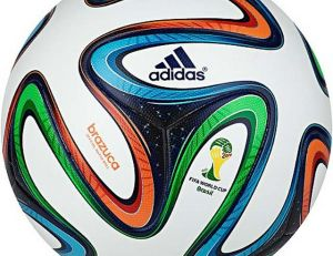Brazuca, ballon officiel de la Coupe du monde 2014