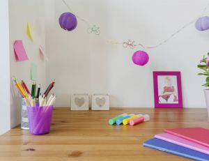 Comment bien organiser le bureau de votre enfant ?