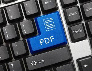 Bureautique : éditer des documents PDF n'a jamais été aussi simple ! / iStock.com -ArtemSam