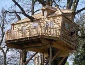 La cabane de château-Gauthié