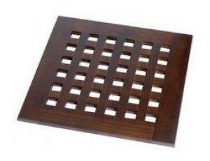 Style marin salle de bain marine for Caillebotis en bois pour salle de bain